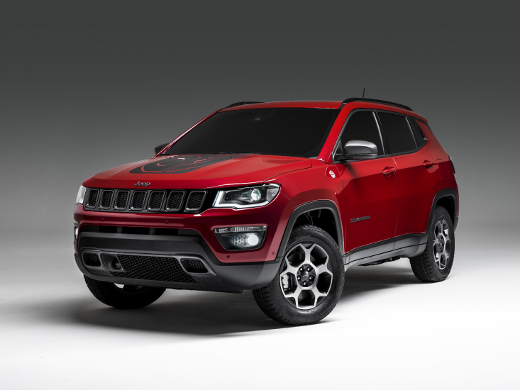 Jeep Compass Trailhawk 4Xe