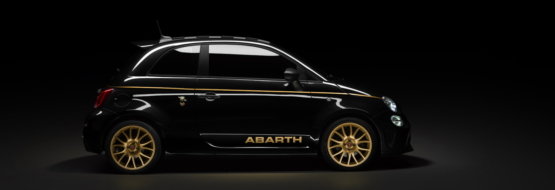Abarth 595 Scorpioneoro View